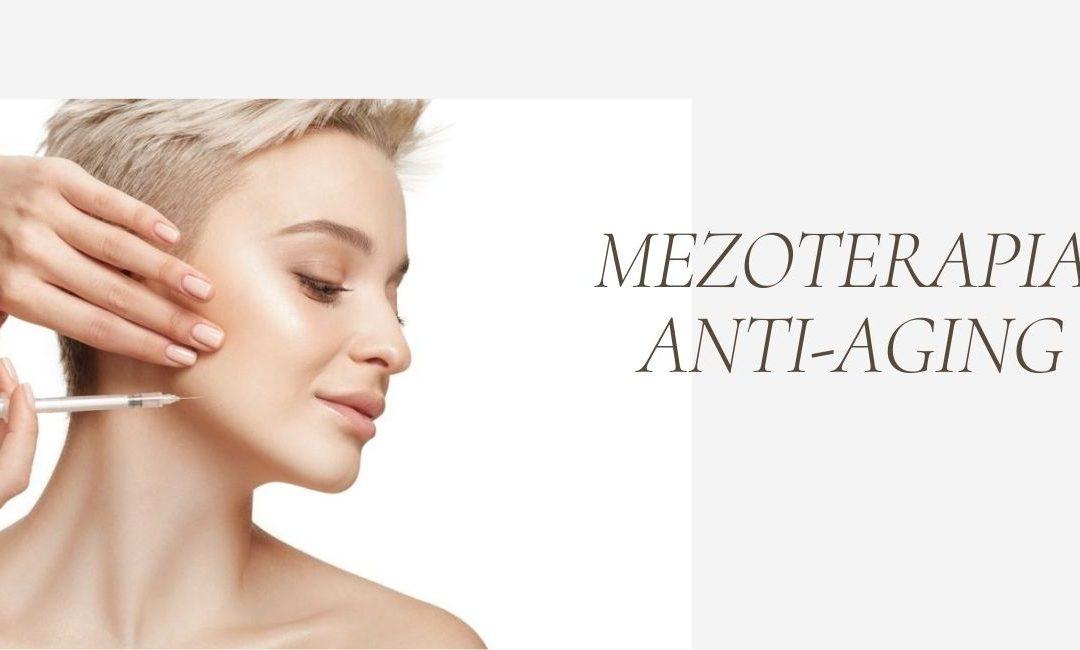 Mezoterapia igłowa – zabieg na każdą okazję